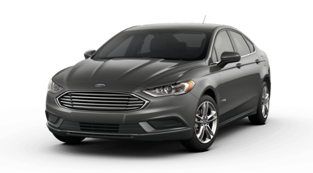 2018 Ford Fusion Hybrid S S FWD for sale in West Covina, CA
